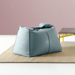 Bag | Ottoman | Poufs saccos | My home collection