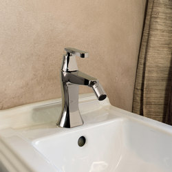 Finezza - Single lever bidet mixer | Bidet taps | Graff