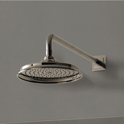 Finezza - Shower head with shower arm - complete set | Shower taps / mixers | Graff