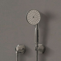 Finezza - Wall-mounted hand shower set | Robinetterie de douche | Graff