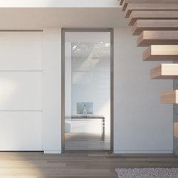 Portapivot 6530 | silver anodized | Porte per interni | PortaPivot
