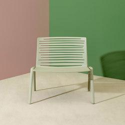 Zebra Fauteuil Lounge | Fauteuils de jardin | Fast