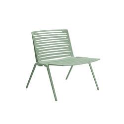 Zebra Armchair | Garden armchairs | Fast