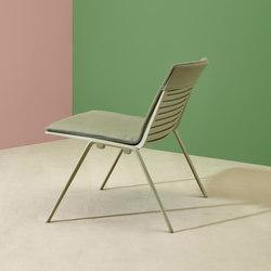 Zebra Lounge Armchair | Armchairs | Fast