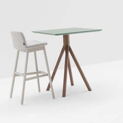 Grapevine with base 777 | Bar tables | Billiani