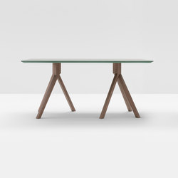 Grapevine with base 770 twin | Dining tables | Billiani