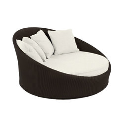 Hallo Round Daybed | Seating islands | Kannoa