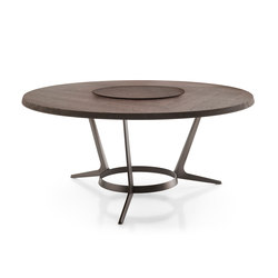 Astrum Round table | Dining tables | Maxalto