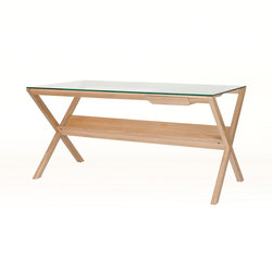Covet desk | Scrivanie | Case Furniture