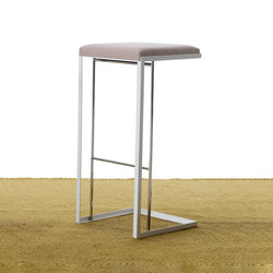 Gray | Barstool | Tabourets de bar | My home collection