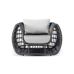 Nest Armchair | Sessel | Kannoa
