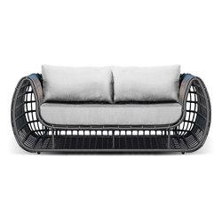 Nest Loveseat | Garden sofas | Kannoa