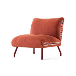 Lips | Lounge chair | Sessel | My home collection