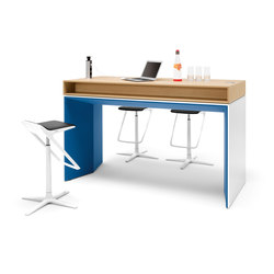 Winea Plus | Panelleg tabel | Systèmes de tables de bureau | WINI Büromöbel