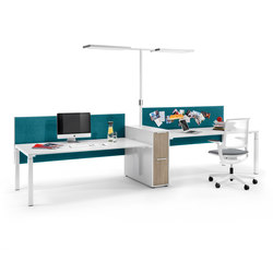 Winea Slim | Desking systems | WINI Büromöbel
