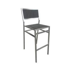 Sicilia Barstool W/ Back | Bar stools | Kannoa