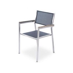 Sicilia Dining Chair With Sling | Gartenstühle | Kannoa