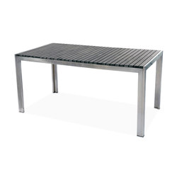Sicilia Rectangular Dining Table | Garten-Esstische | Kannoa