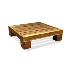 Sunset Coffee Table | Tavoli bassi da giardino | Kannoa