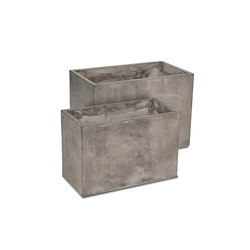 Urban Rectangular Pot | Storage boxes | Kannoa