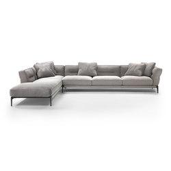 Adda | Sofás lounge | Flexform