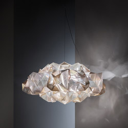 Drusa | Suspended lights | Slamp