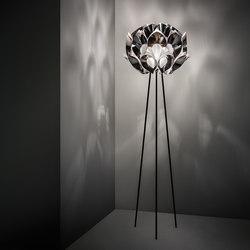 Flora floor | Free-standing lights | Slamp