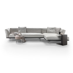 Este | Sistemi di sedute componibili | Flexform