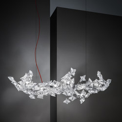 Hanami suspension | Suspended lights | Slamp