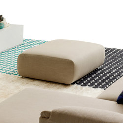 Twin Set | Ottoman | Poufs / Polsterhocker | My home collection