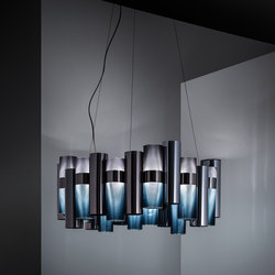 La Lollo L suspension | Suspended lights | Slamp