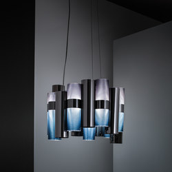 La Lollo M suspension | Suspended lights | Slamp