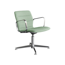 Butterfly Lounge Swivel | Visitors chairs / Side chairs | Magnus Olesen