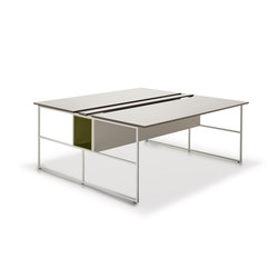 20. Venti | Individual desks | MDF Italia