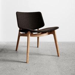 Freya Lounge | Lounge chairs | Magnus Olesen
