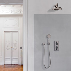 Finezza - Shower combination | Shower controls | Graff