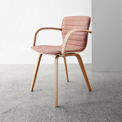 Butterfly Wood Chair | Visitors chairs / Side chairs | Magnus Olesen