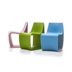 Sign Baby | Kids chairs | MDF Italia