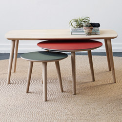 Trio | Side tables | Magnus Olesen