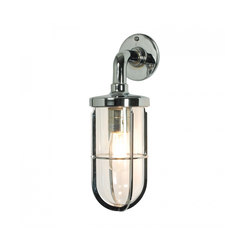 Weatherproof Ship's Well Glass, 7207, Chrome, Clear Glass | Lampes de lecture | Original BTC Limited