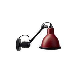 LAMPE GRAS | XL OUTDOOR SEA - N°304 red | Outdoor wall lights | DCW éditions