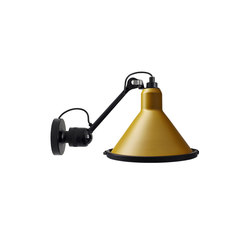 LAMPE GRAS | XL OUTDOOR SEA - N°304 yellow | Outdoor wall lights | DCW éditions