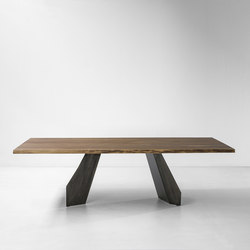 Origami table | Restaurant tables | Bonaldo