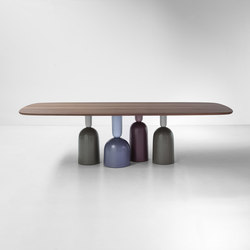 Cop | Restaurant tables | Bonaldo