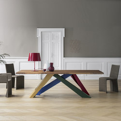 Big Table | Restauranttische | Bonaldo