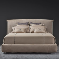 Amal Double-size bed | Beds | Flou