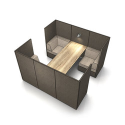 Places | Modular seating systems | Febrü