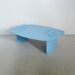 CLOUD Table / Big | Lounge tables | FILD