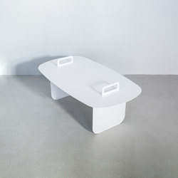 CLOUD Table / Small | Lounge tables | FILD