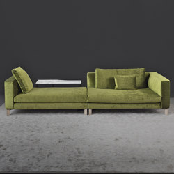 Tay Sofá componible | Sofás lounge | Flou